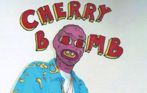 Tyler the Creator Goes Bold With Cherry Bomb