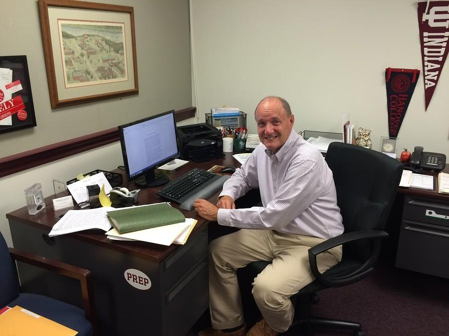 Fantastic Mr. Fadely: New Head of College Counseling Shares Political Passions