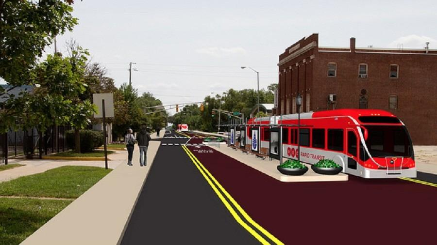 Red Line Rapid Transit Coming to Indy