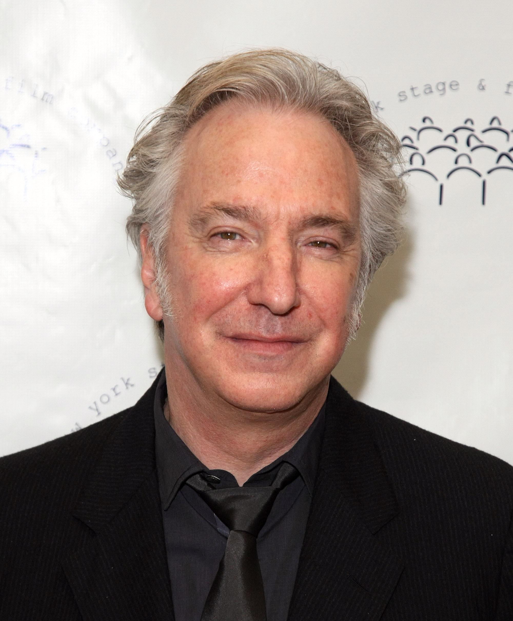 Alan Rickman, Famous for Complex Characters, Dies - The Arrow