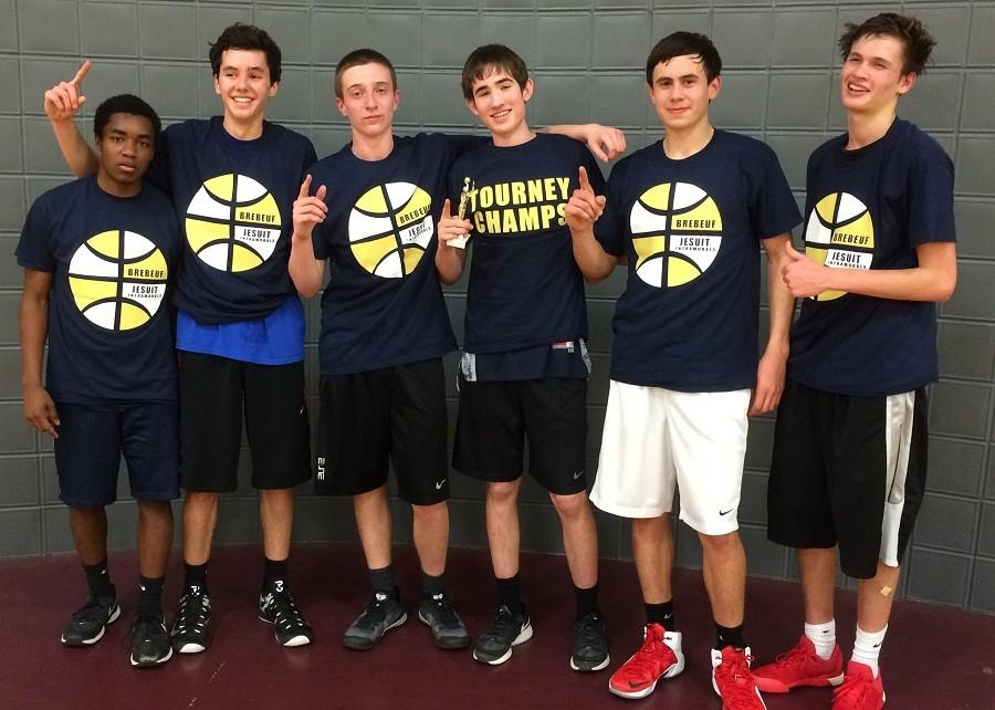 Intramural Basketball Tournament Review