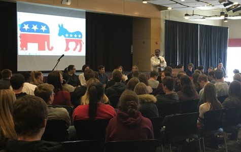 Campus Dems and Republicans Square Off in Diversity Dialogue
