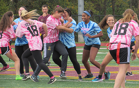 Powderpuff Game Photos