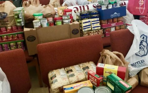 Brebeuf's Annual Food Drive