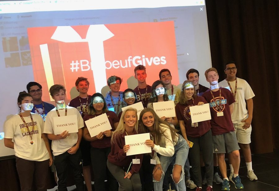 Brebeuf Giving Day
