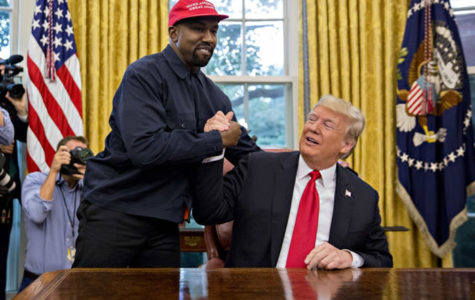Kanye's Meeting With President Trump