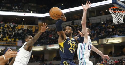 Pacers Extend Win Streak with Rout Over Hornets