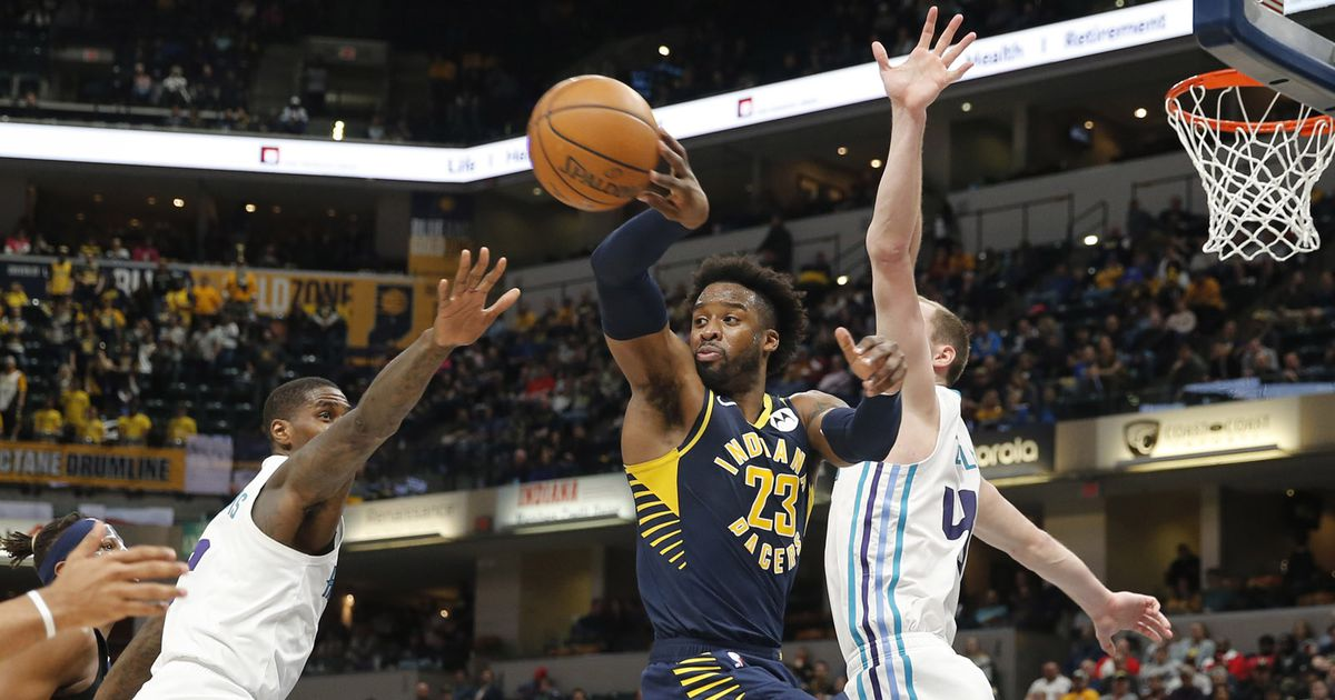 Pacers Extend Win Streak with Rout Over Hornets – The Arrow