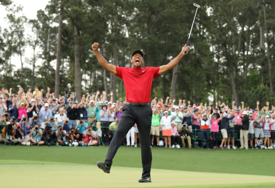 Tiger Wins His 5th Masters!