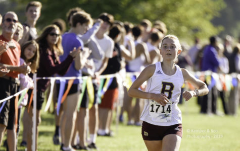 Boys and Girls Cross Country Compete at Circle City