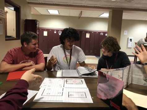 Brebeuf Dungeons and Dragons Club
