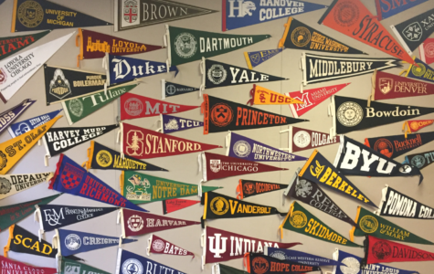 Upcoming College Visits from schools across the US