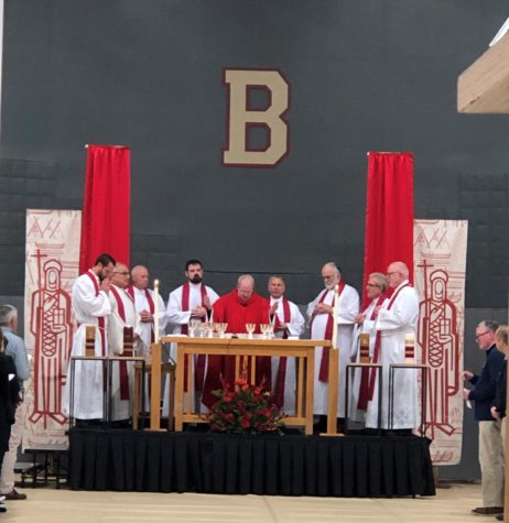 Mass for the Feast Day of St. Jean de Brebeuf Gabby Smiley '20