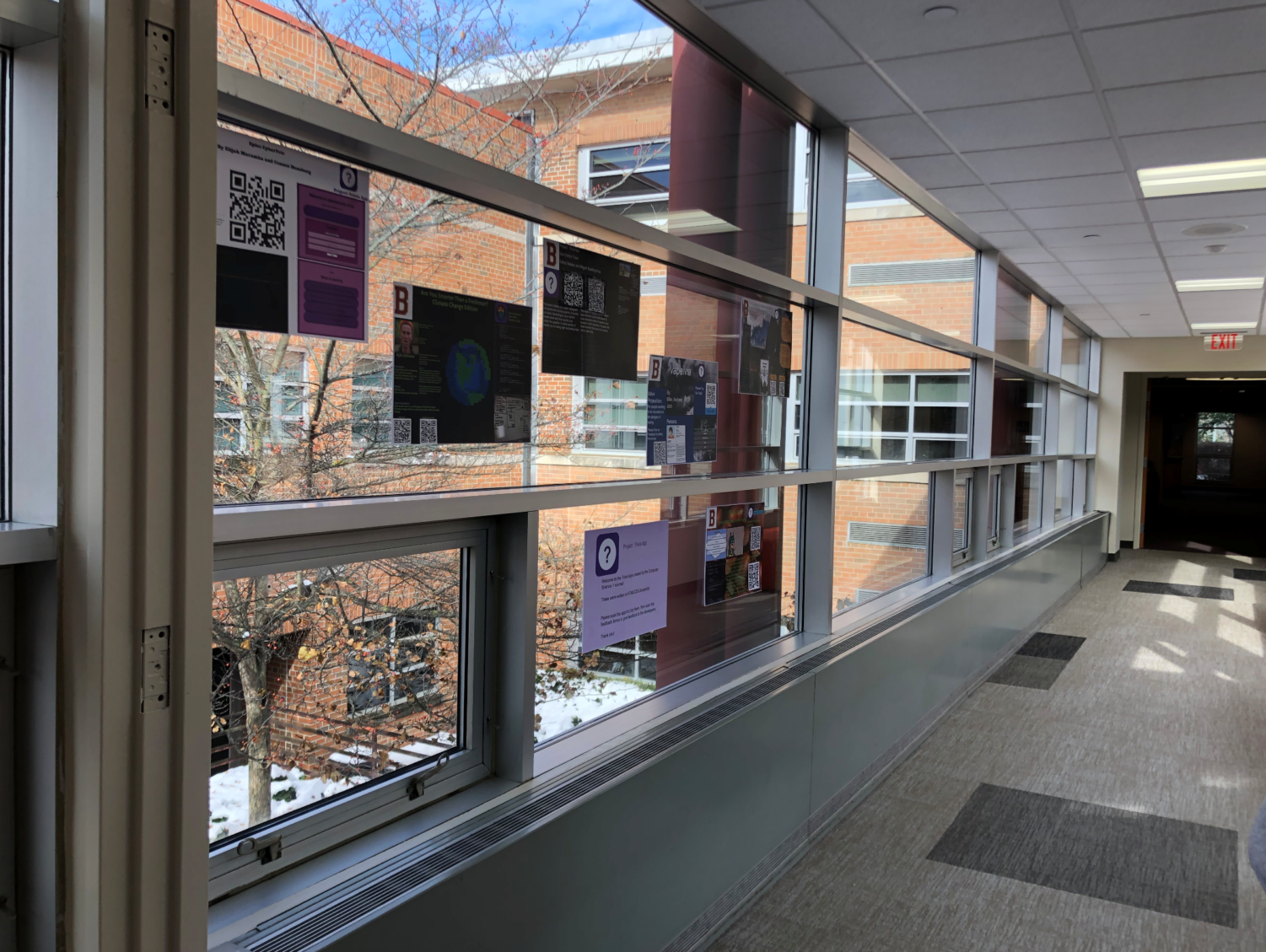 Go read about the games pictured here in the Library! Photo Credit: Colin Chambers '20