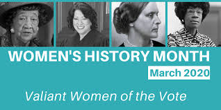 Women's History Month Photo Credit: DC Library