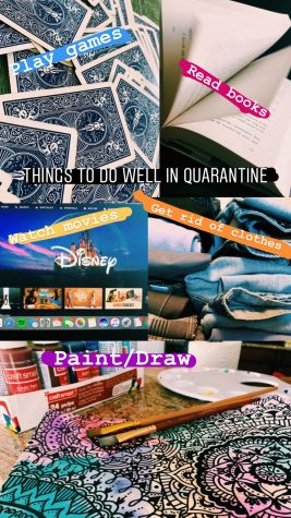 Quarentine Tips Photo Essay